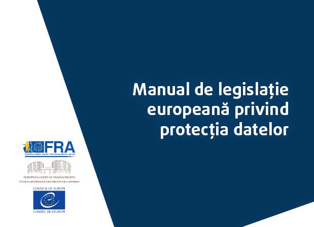 manual legislatie protectia datelor