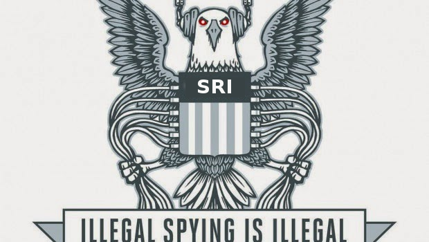 illegal spying eagle sri